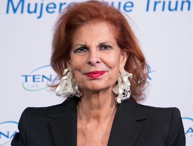 Carmen Alborch: «Siempre desde pequeña me ha gustado la moda»