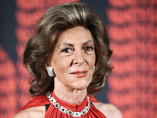 Fallece Pitita Ridruejo: de Fellini a la reina de Inglaterra, memorias de una vida apasionante