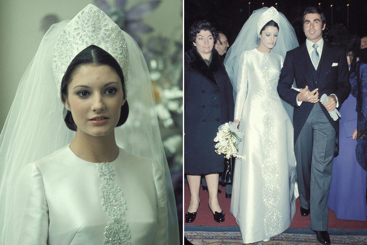 03569e5f44 50 vestidos de novia míticos para inspirarse (o no)