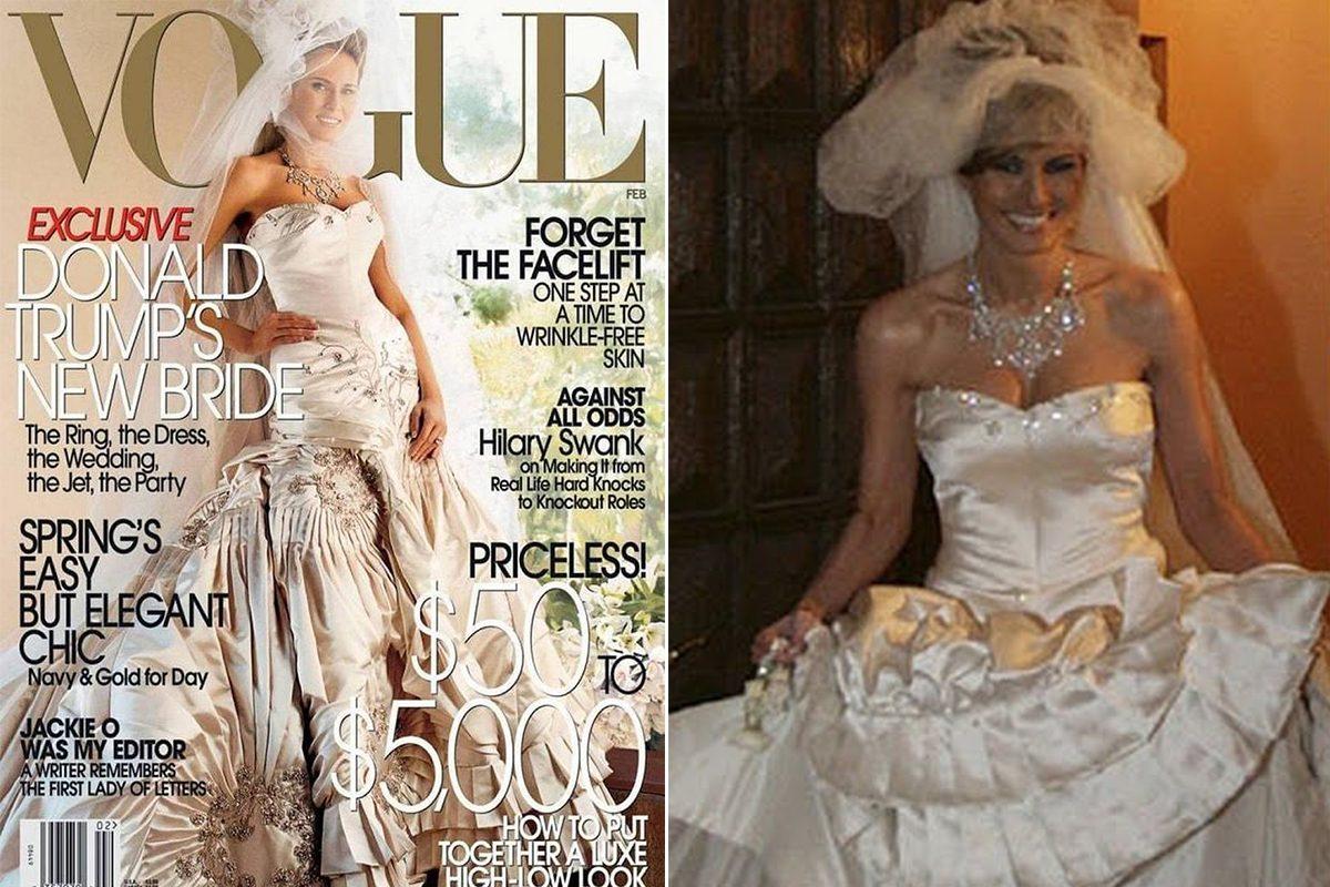 0c4bcf4186 50 vestidos de novia míticos para inspirarse (o no)