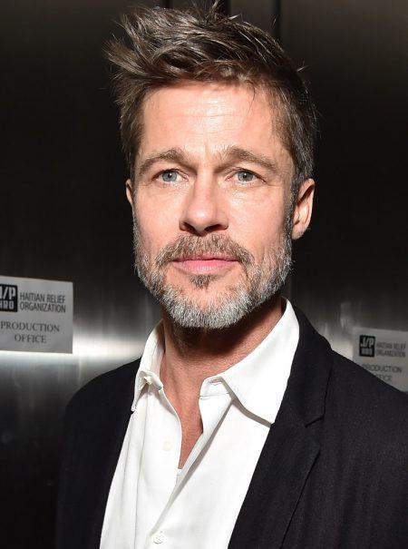 Brad Pitt ingresa en el club de los 'novios trofeo' de Hollywood