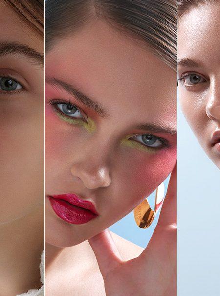 Como recién salida del agua, natural o diva 80s: los maquillajes del verano