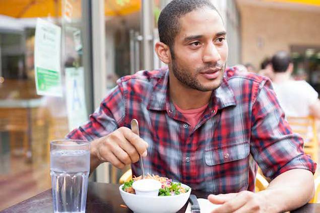 dieta de erección vegetariana