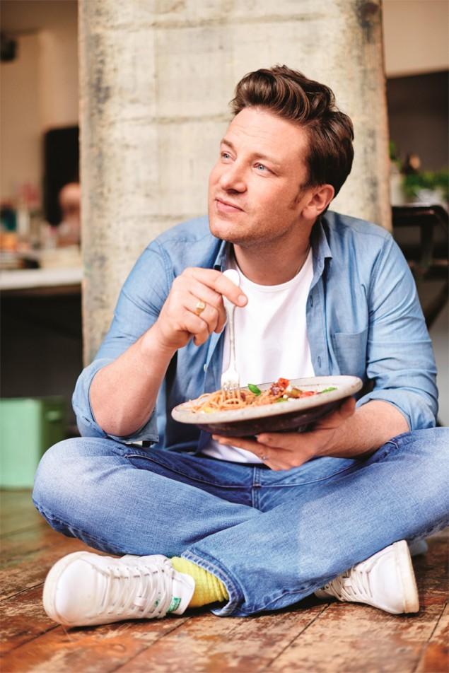 """Jamie Oliver y la revolución de los """"superalimentos"""""""