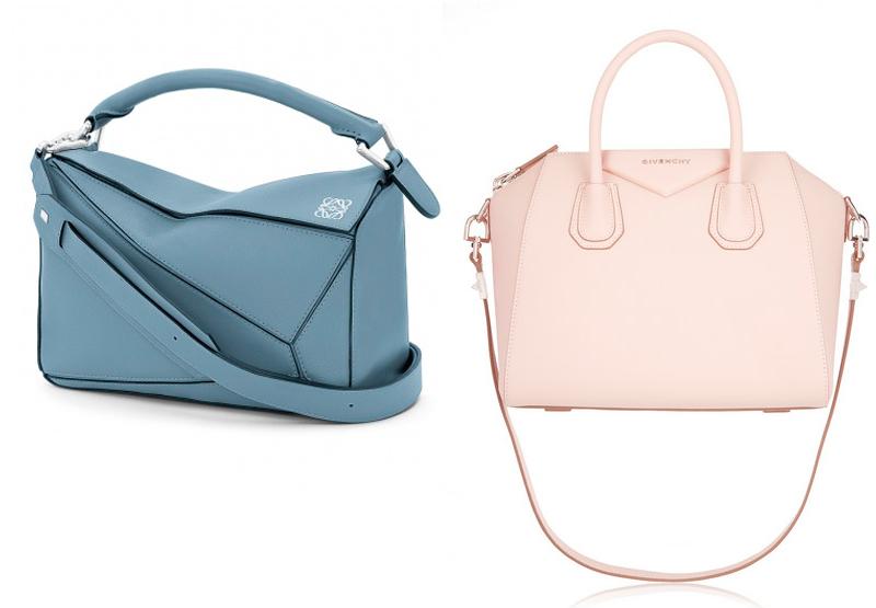 Los bolsos de Loewe y Givenchy son 'Made in Ubrique'.
