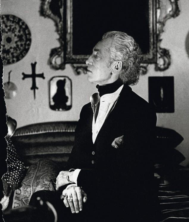 Fernándo Sánchez, el español que vistió a Madonna en 'Like a Virgin'