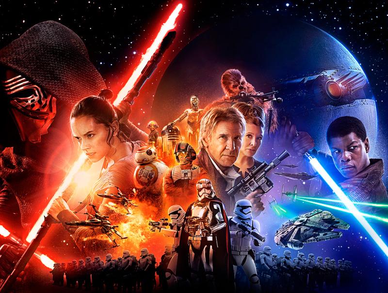 Guía práctica para organizar el maratón de Star Wars perfecto