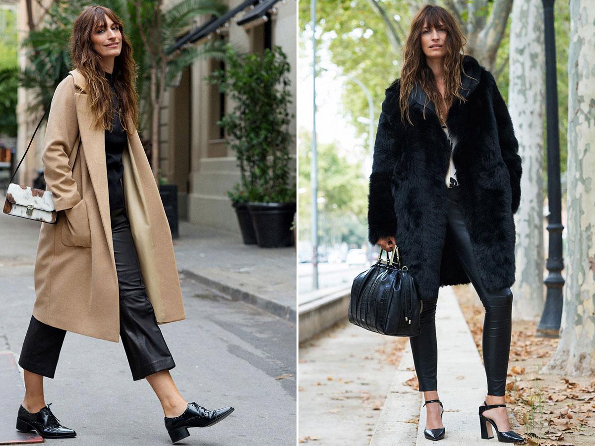 Las marcas de moda pronta como Uterqüe fichan a las mejores modelos e 'it girls'. En la imagen, Caroline de Maigret.