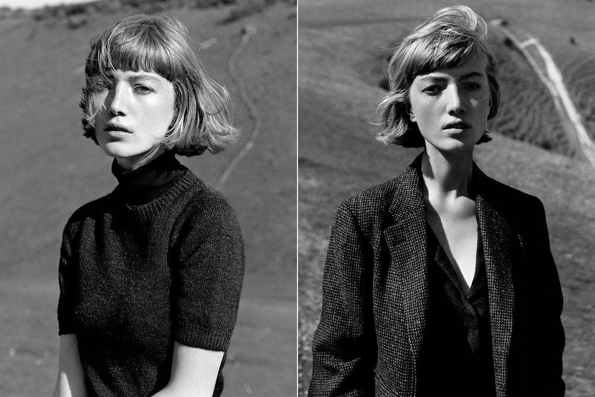 Imágenes de la campaña otoño-invierno 2015/2016 de la firma Margaret Howell.