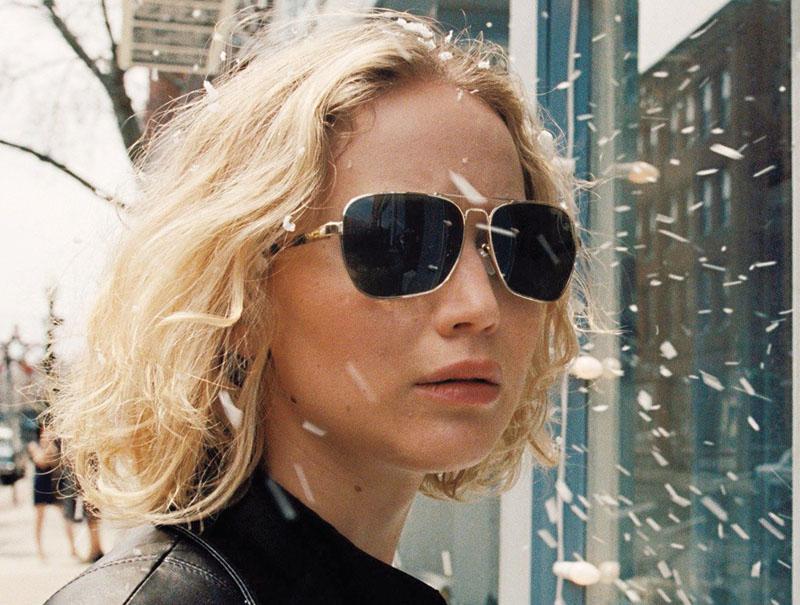 Jennifer Lawrence, en una imagen promocional de 'Joy'.