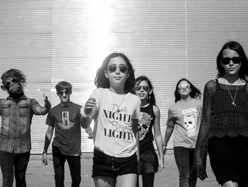 La historia de cinco niños gallegos, un mono y Abbey Road