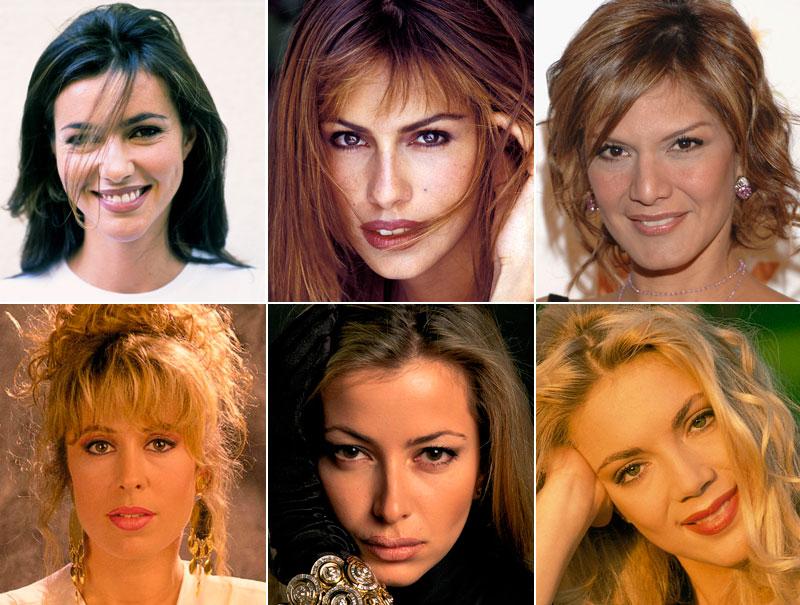 25 divas que reinaron en nuestra tele en los noventa (y nos negamos a olvidar)