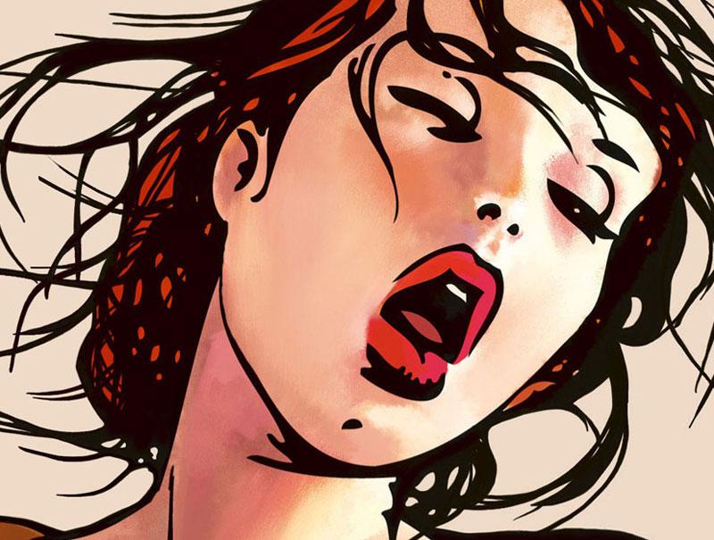 Sexualidad en imágenes: los mejores ilustradores eróticos