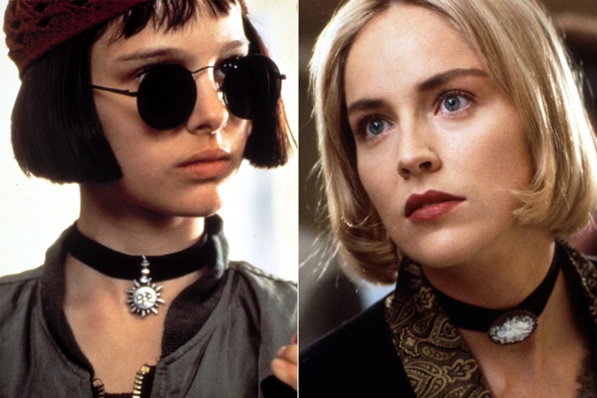 Películas de los noventa como 'León: El profesional' o 'Acosada' también los incluyen.