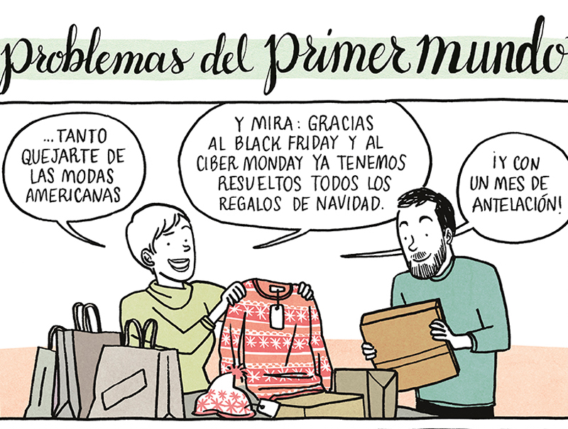 Paradojas del 'Black Friday'