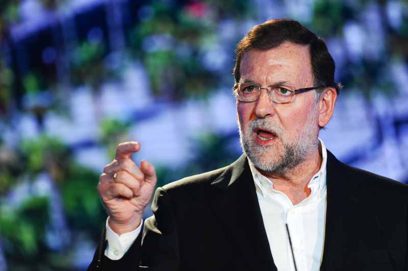 Mariano Rajoy. Foto: Getty.