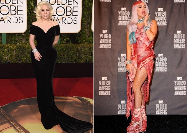 Por Qué Lady Gaga Dejó De Vestir De Lady Gaga Vips S