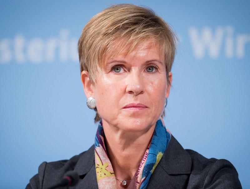 Susanne Klatten es la mujer más rica de Alemania.