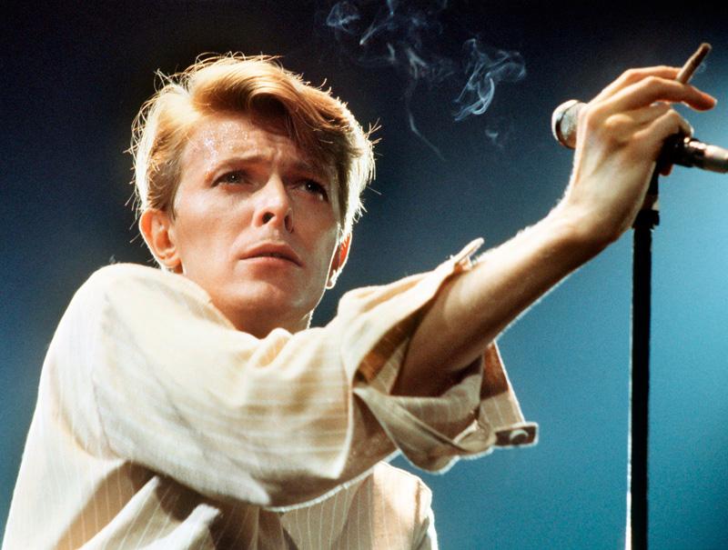 La vida de David Bowie, en imágenes