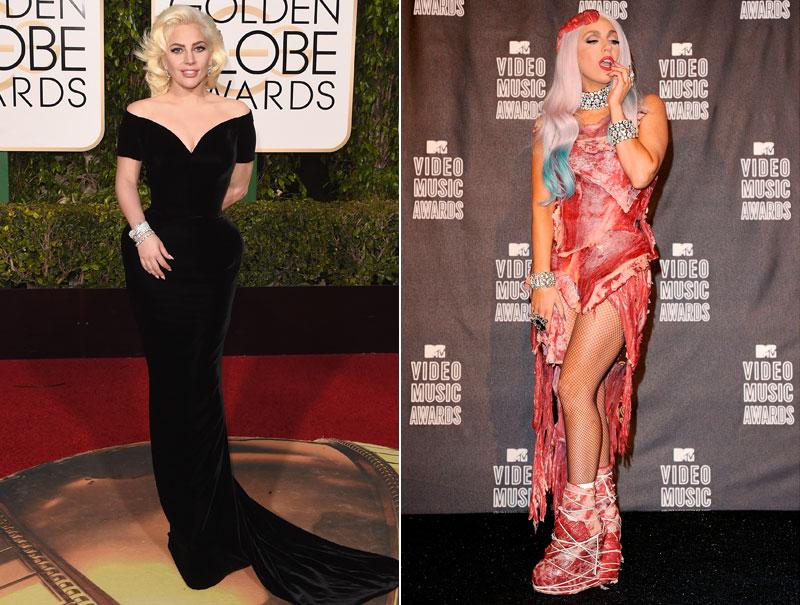 Por qué Lady Gaga dejó de vestir de Lady Gaga