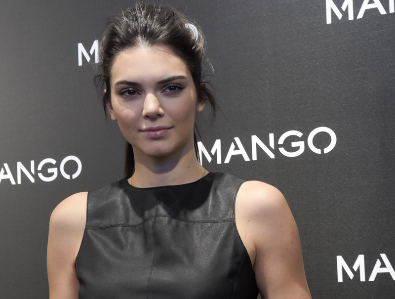 "Kendall Jenner: ""¿Qué mujer me inspira? Mi padre"""