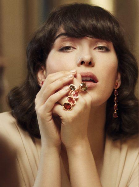 El perfume de la nueva 'lady'