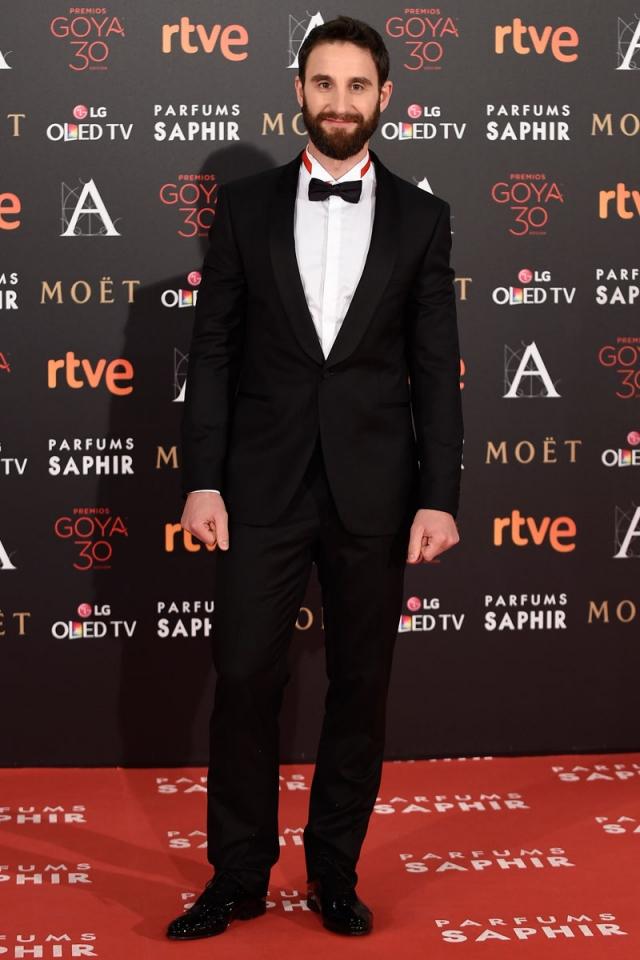 La alfombra roja de los Goya 2016