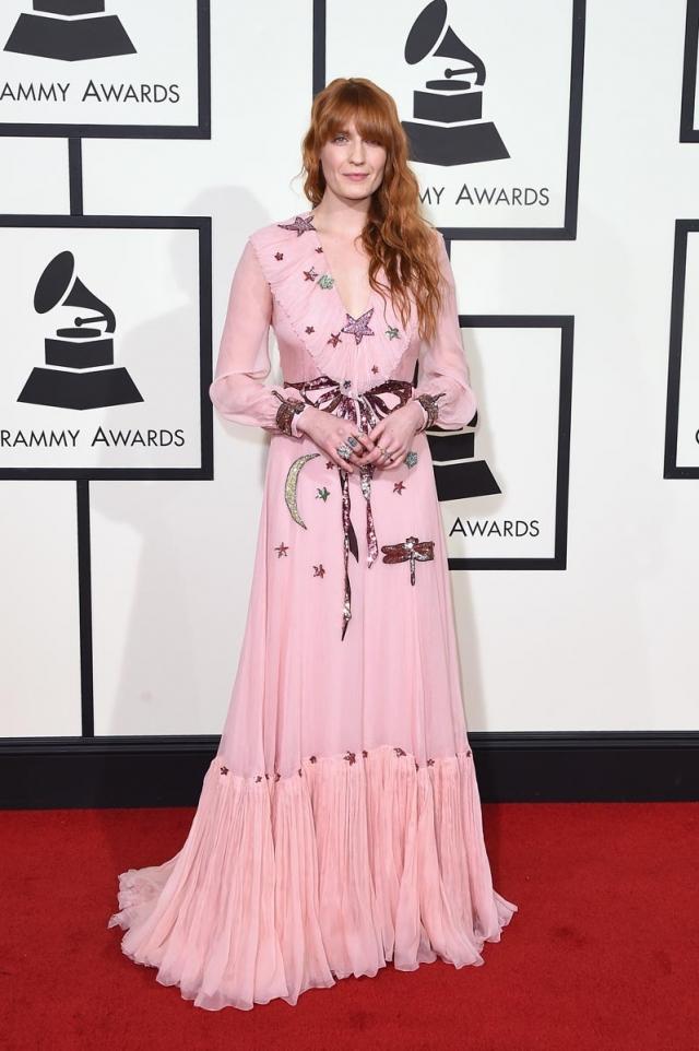 La alfombra roja de los Grammy 2016 | Celebrities, Fiestas | S Moda ...