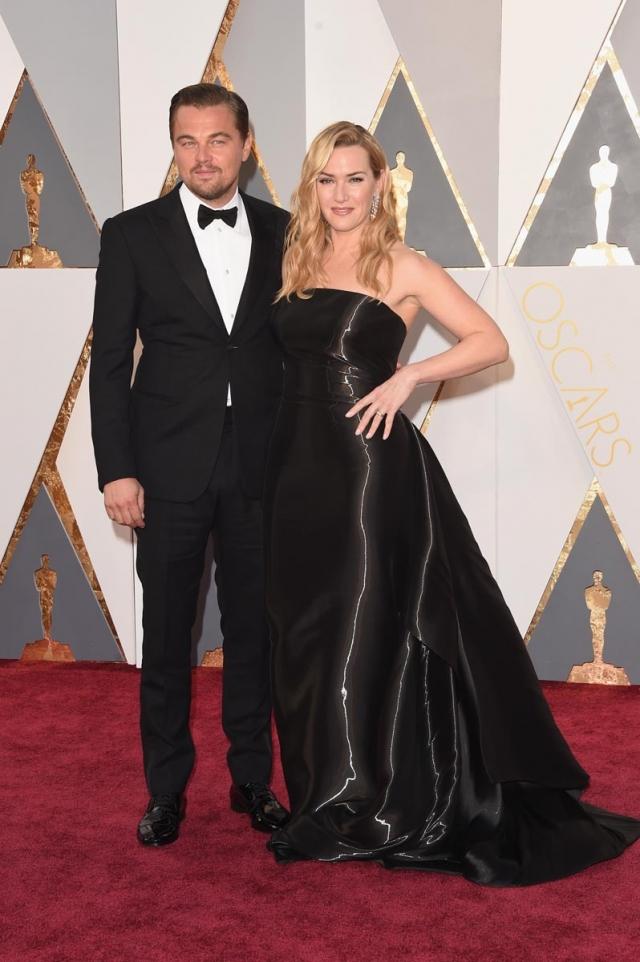 La alfombra roja de los Oscar 2016