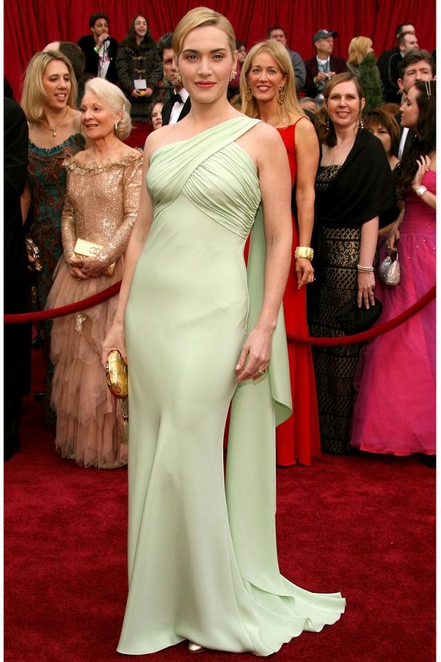 Vestidos que son historia de los Oscar