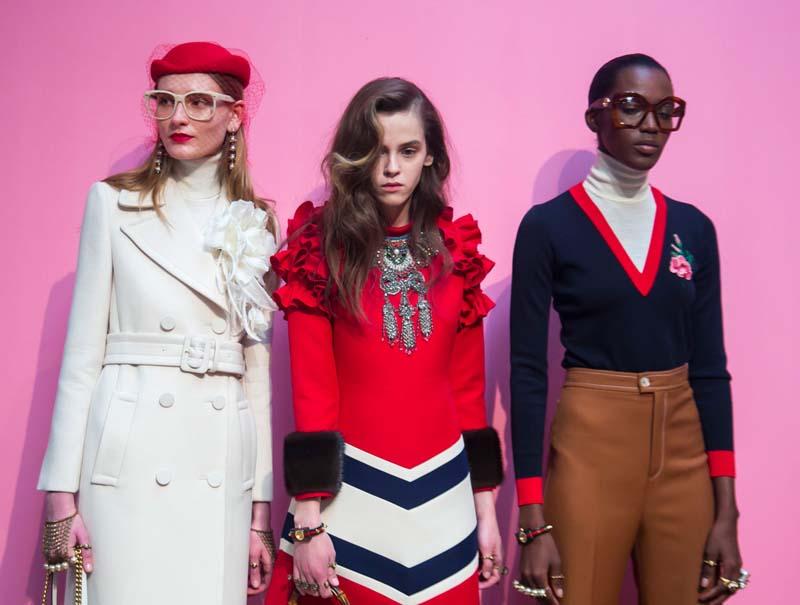 ¿Frenéticos o idealistas? Por qué el mundo de la moda está dividido en dos bandos