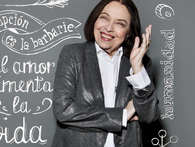 """Nélida Piñón: """"El machismo es antidemocrático"""""""