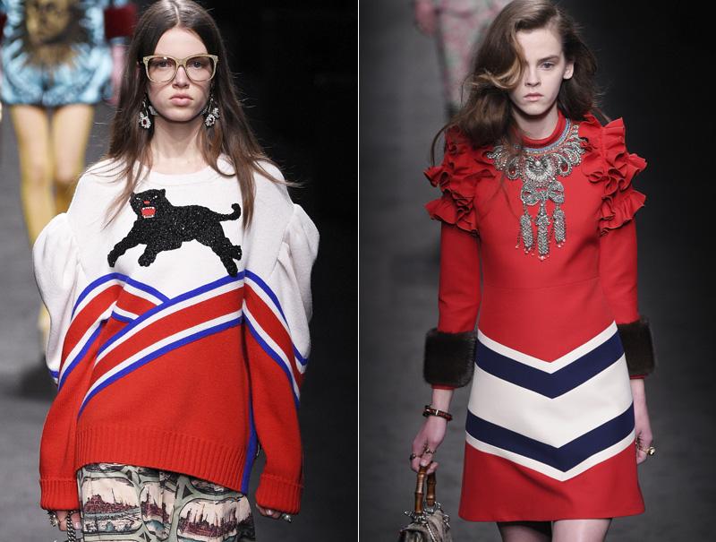 Gucci diseña el jersey fetiche del invierno