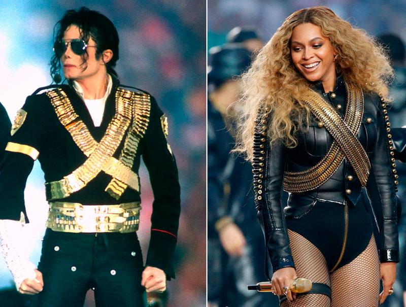 Una Beyoncé a lo Michael Jackson eclipsa a Coldplay en la Super Bowl