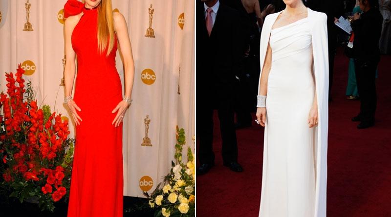 Los vestidos más espectaculares de la historia de los Oscar