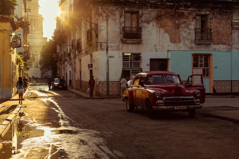 Cuba es una experiencia personal. Foto: Corbis.