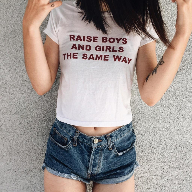 Camiseta de Brandy Melville