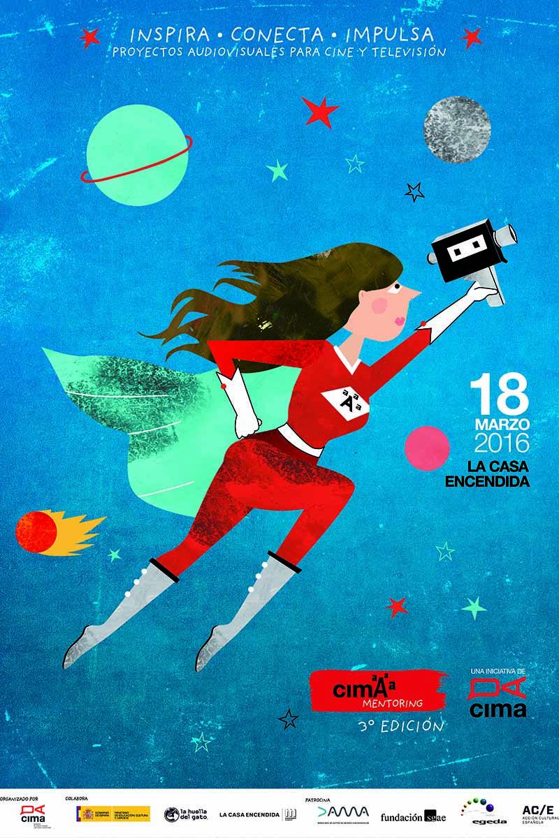 La tercera edición de CIMA Mentoring se celebra este 18 de marzo en Madrid.