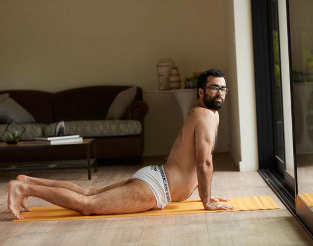 Hombres que no se depilan y cuerpos sin retoque, la apuesta de la firma.