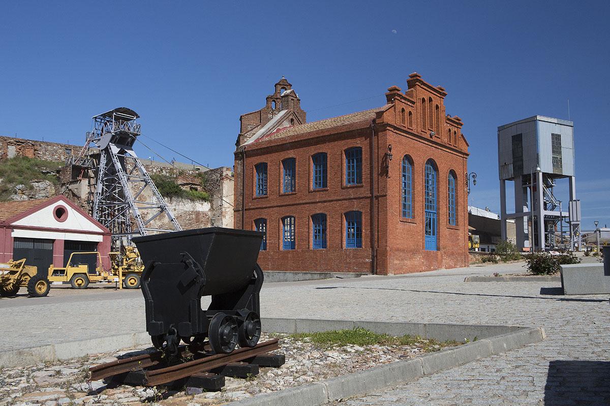 El complejo minero es Patrimonio de la Humanidad.