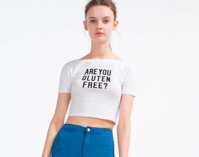 'Are you gluten free?', el lema que indignó a los celiacos.