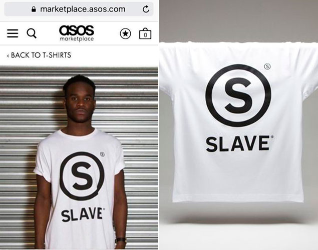 El modelo 'Slave' de Wasted Heroes.