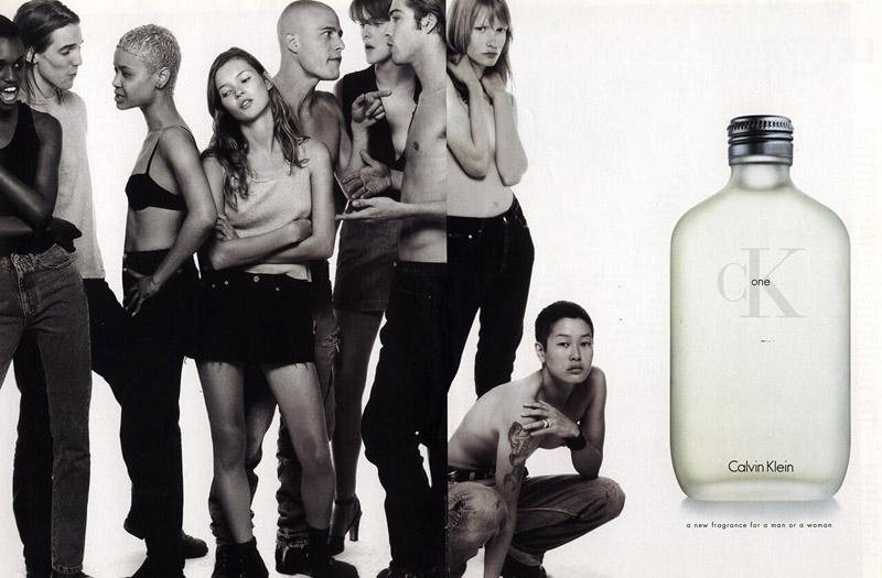 La publicidad de CK One la lanzó al estrellato en los 90.