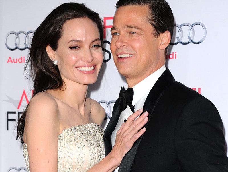 Angelina y Brad: así trabaja la pareja indestructible