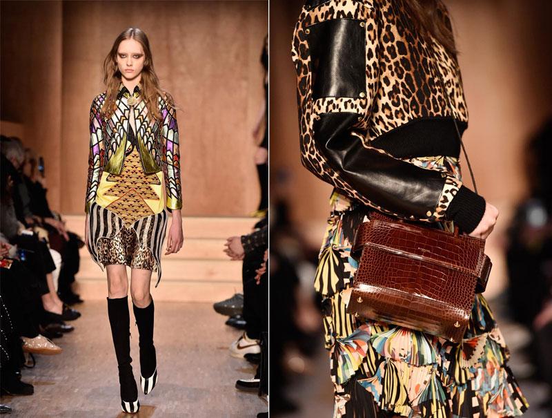 El lujoso 'patchwork' de Givenchy