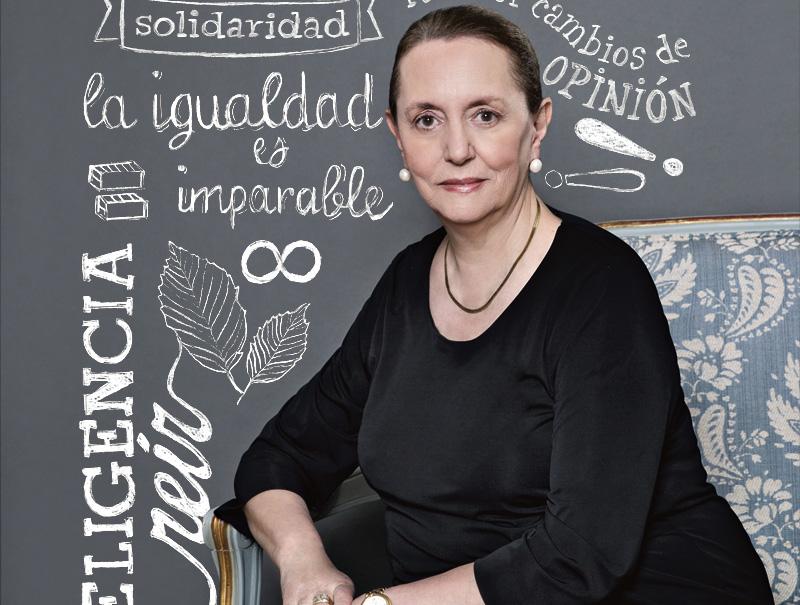 """Amelia Valcárcel: """"La igualdad es imparable"""""""