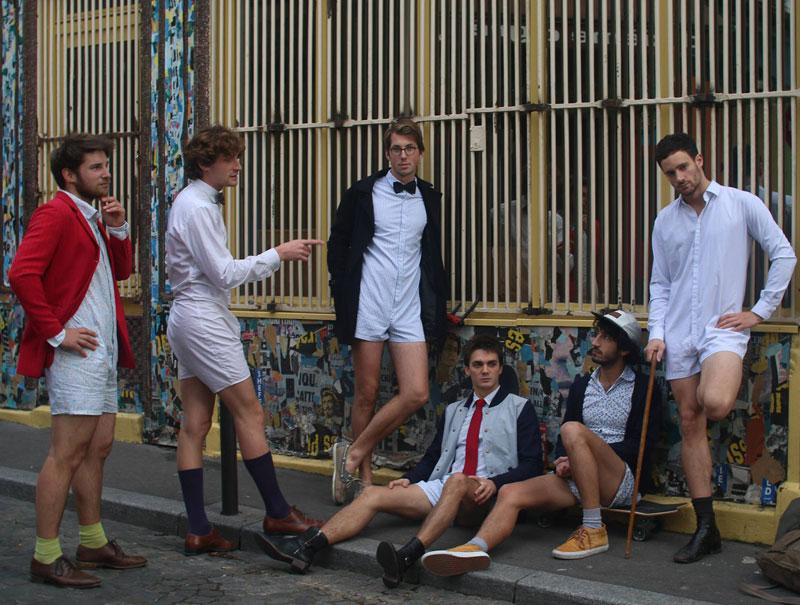 'Calchemise' o 'Romphim': la camisa con calzoncillo incorporado que arrasa