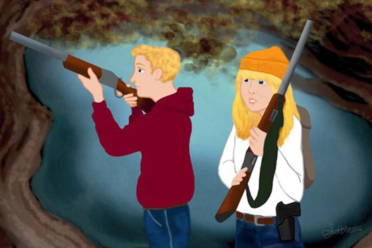 'Hansel y Gretel (tienen armas)' es el último de los cuentos publicados hasta ahora.