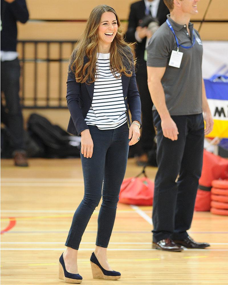 Hasta Kate Middleton no se ha resistido a tener varios pitillos en su armario.