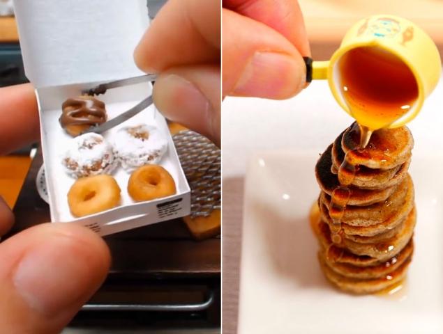 Los vídeos japoneses de comida en miniatura que te van a hipnotizar ...
